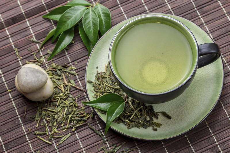thé vert et santé