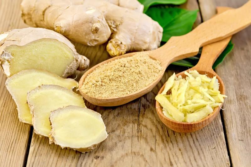 gingembre et santé